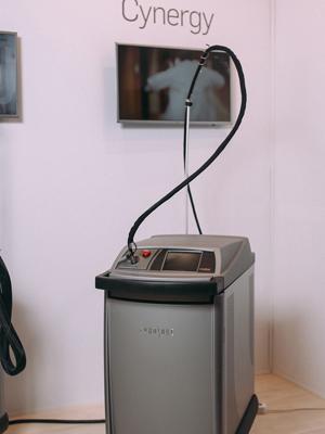 Лазер cynergy