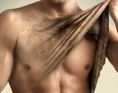 Лазерная эпиляция волос на груди