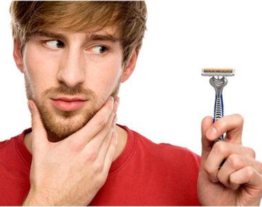 Лазерная эпиляция бороды у мужчин
