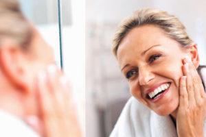 Как убрать морщины у рта